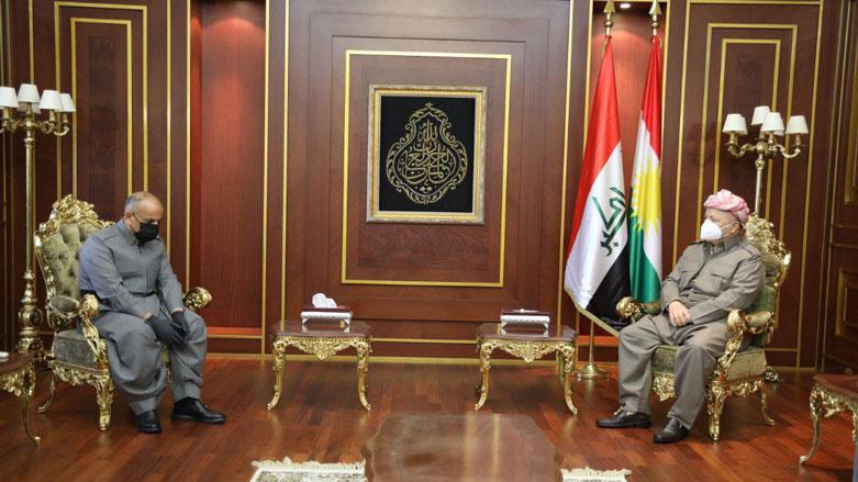 Başkan Barzani: KDP, kimseye haksızlık yapmadı...