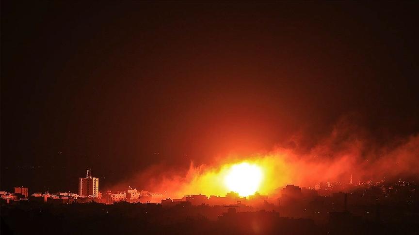 Mısır ve İsrail arasındaki doğalgaz boru hattına bombalı saldırı