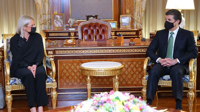 Neçirvan Barzani: Erbil-Bağdat müzakerelerine BM desteği sürmeli