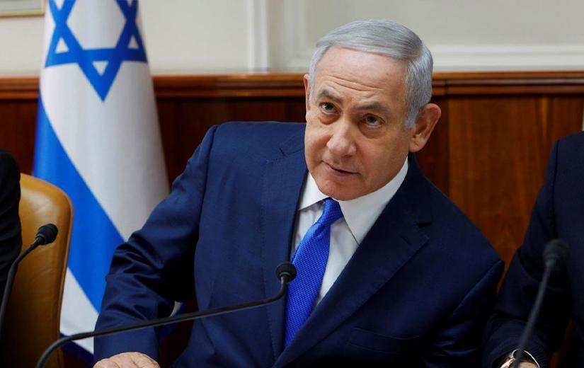 Netanyahu'nun yargılandığı dava Kovid-19 nedeniyle ertelendi
