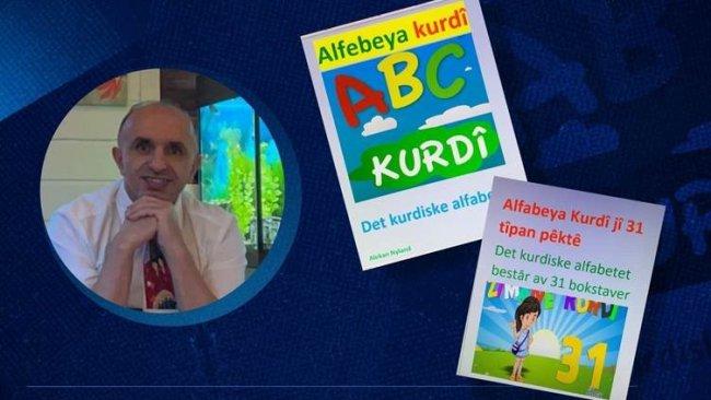 Norveç hükümeti, ilk kez bir Kürtçe alfabe kitabını bastı