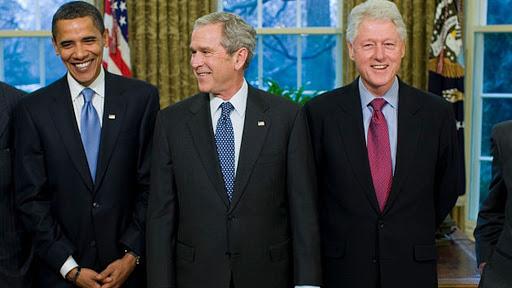 Obama, Bush ve Clinton, Biden'ın yemin törenine katılacak