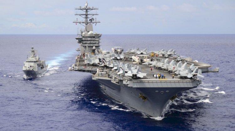 ABD, uçak gemisini Orta Doğu'dan çekme kararı aldı