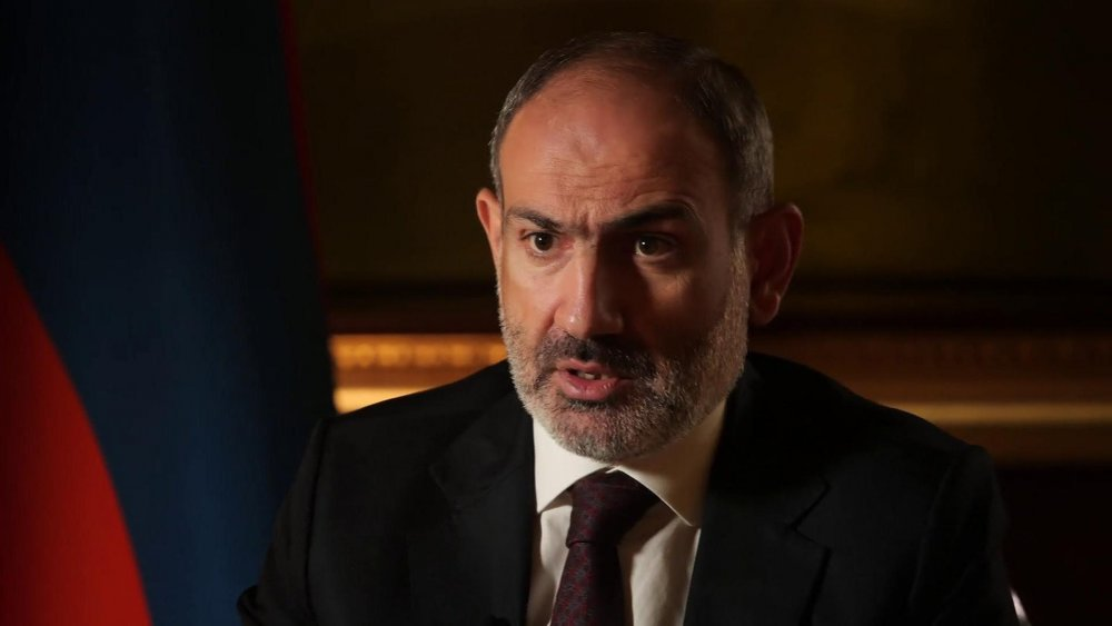 Ermenistan   Paşinyan: İstifa etmeye hazırım...