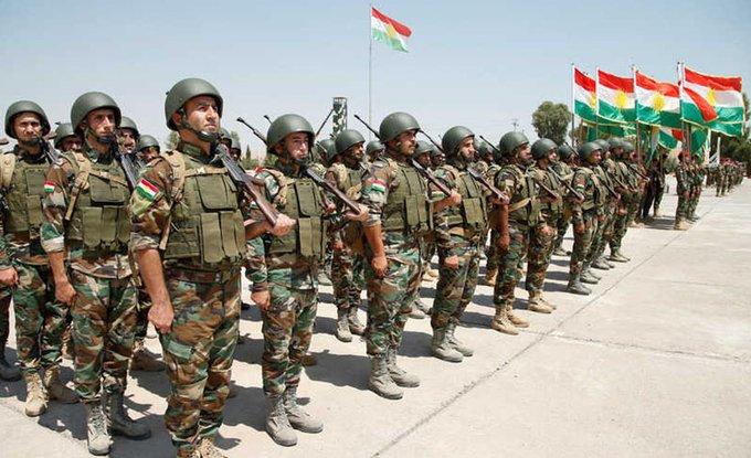Uluslararası Koalisyon'dan Peşmerge'ye destek sözü!