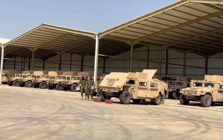 Pentagon'dan Peşmerge'ye 166 milyon dolarlık yardım