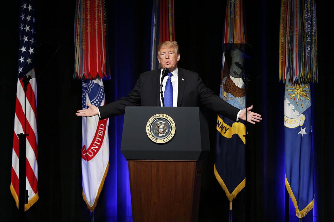 Pentagon'dan Trump'a kötü haber: Veda töreni yok!