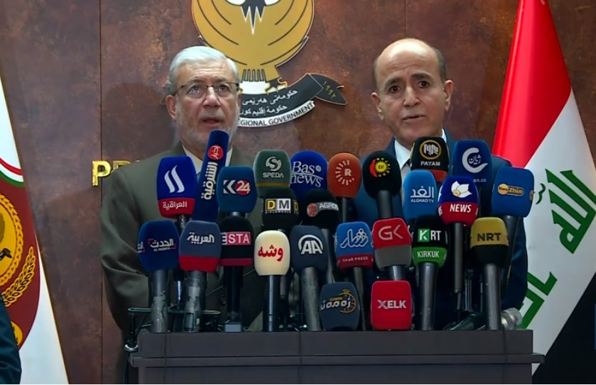 Peşmerge Bakanlığı: IŞİD, Kürdistani bölgelerde canlanıyor