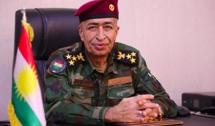 Peşmerge: Komutan Gerdi, 2021 yılı dünya barış elçisi ilan edildi