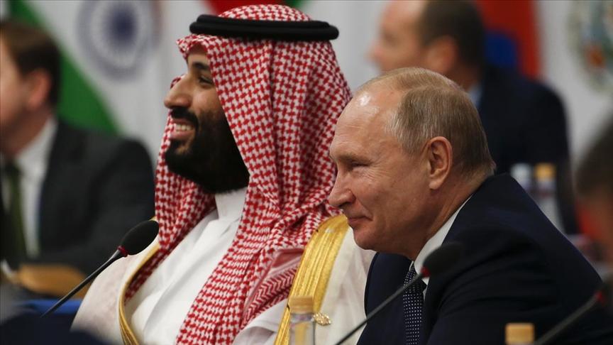 Rusya ve Suudi Arabistan arasında ekonomik anlaşma