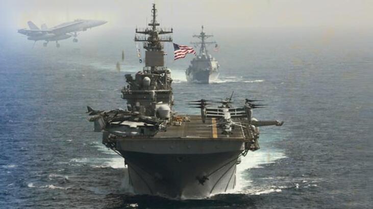 ABD: Donanma, Rusya'ya karşı koyacak...