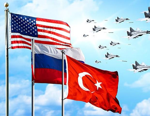 """ICG: """"Çatışma alanlarını ABD, Rusya ve Türkiye belirleyecek"""""""