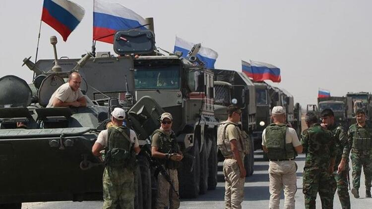 Haseke'de SMO ve Rus güçleri arasında çatışma!