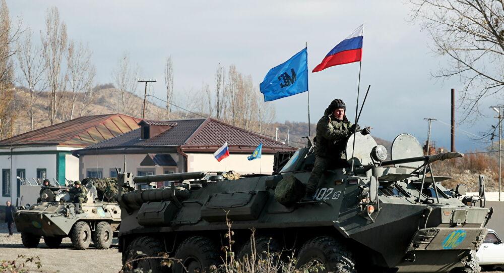 Rus güçleri Karabağ'da kuşatıldı iddiasına Moskova'dan yanıt