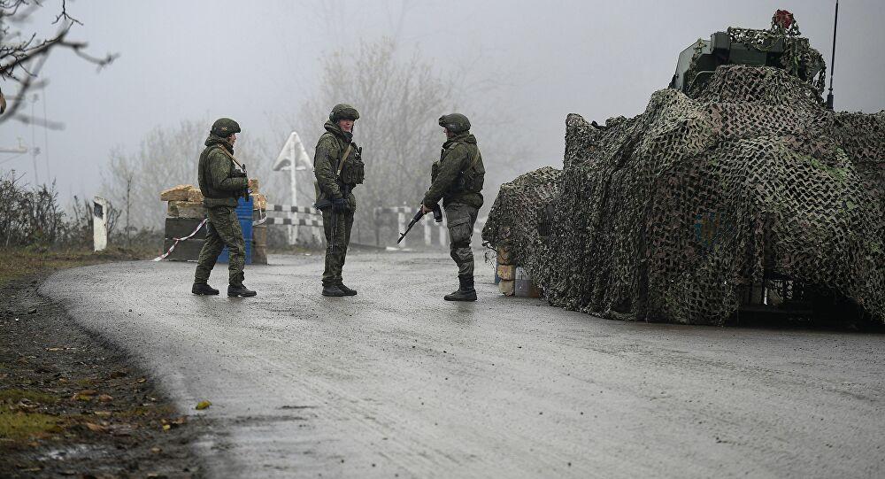 Rusya: Karabağ'daki patlamada bir subay hayatını kaybetti