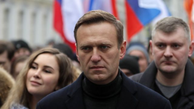 Rus muhalif lidere ikinci kez suikast iddiası!