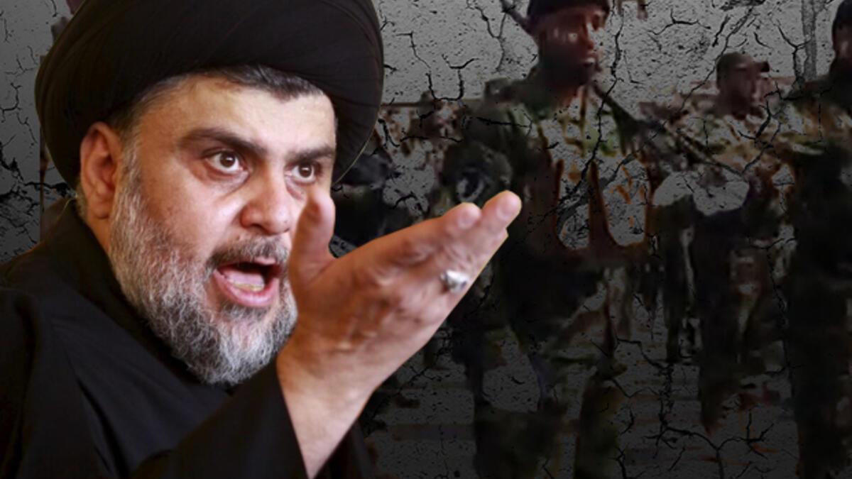 Sadr'dan İran ve ABD'ye çağrı: Vazgeçin...