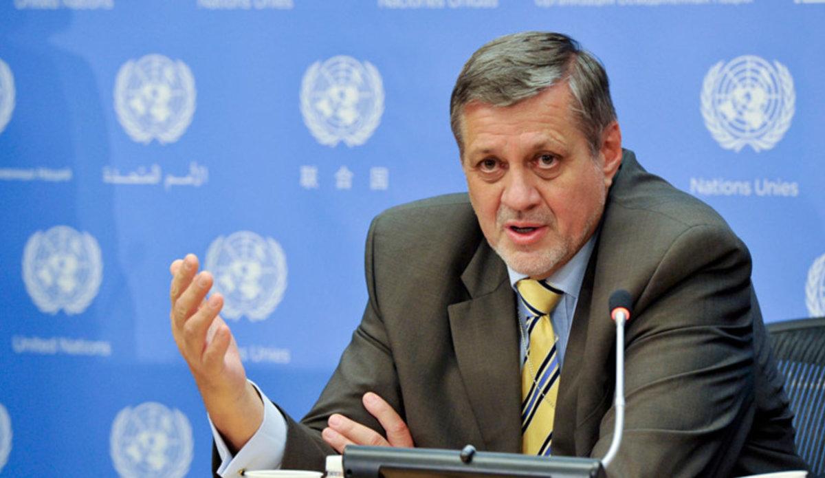 BM'nin yeni Libya Özel Temsilciliği'ne Jan Kubis getirildi
