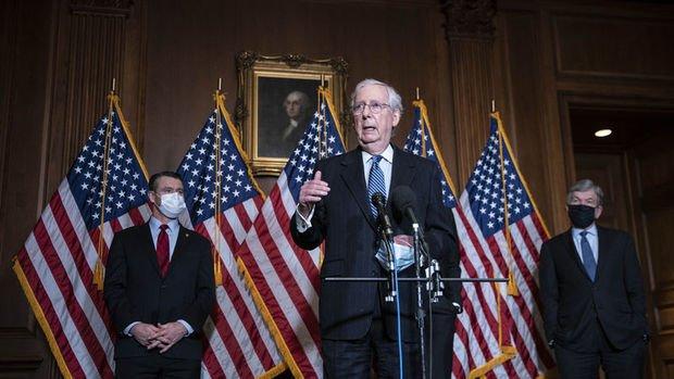 ABD Senatosu, Joe Biden'ın başkanlığını kabul etti