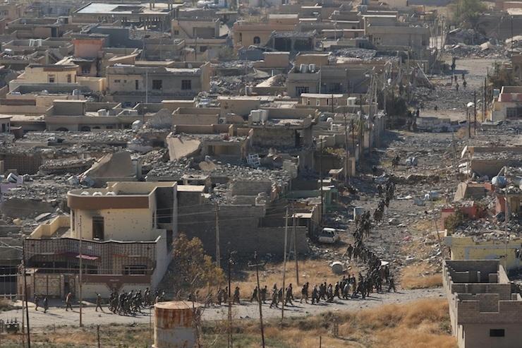 ABD ve Irak, Şengal anlaşmasını görüştü