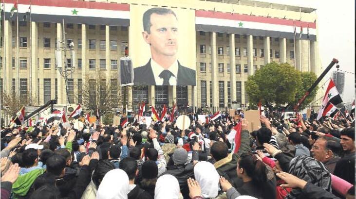 """Şam'dan BM'ye """"ABD, İsrail ve Türkiye"""" mektubu!"""