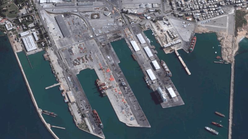 Al Monitor: Çin, Suriye'deki limanlara yöneldi