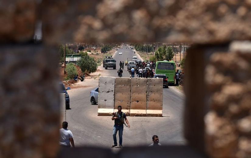 Suriye'de Esad rejimi askerlerine saldırı: 5 ölü