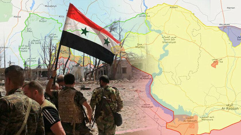 Esad rejimi, Deyr ez Zor'da kontrol noktalarını arttırdı