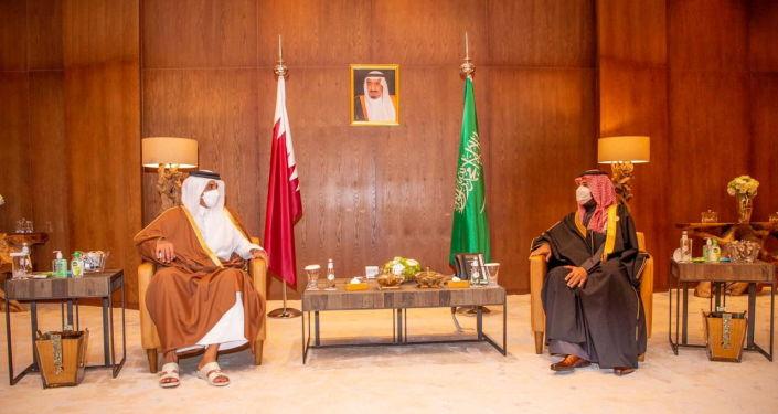 """Suudi Bakan: """"Katar ile anlaşmazlıklar sona erdi"""""""