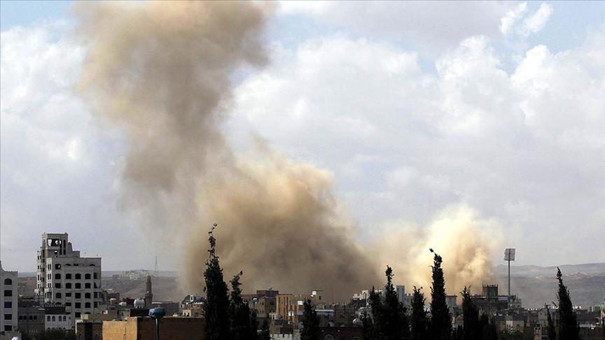 Suudi Arabistan askeri komuta merkezine 2 büyük saldırı!