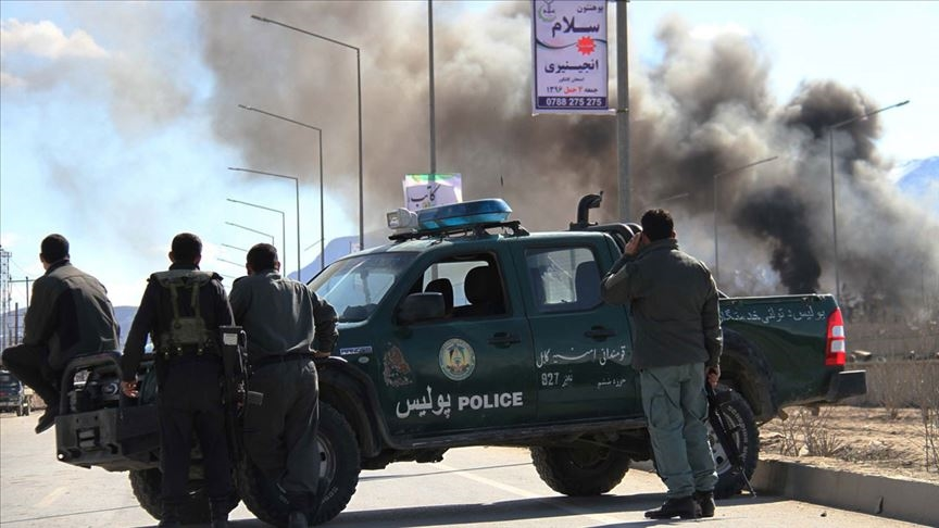 Taliban'dan, Afganistan güçlerine yönelik bombalı saldırı