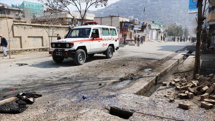 Afganistan'da bombalı saldırı: 5 Ölü, 9 yaralı