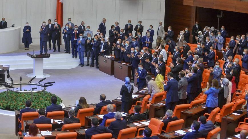 TBMM'ye 23 milletvekilin dokunulmazlıkları sunuldu