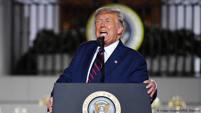 Trump, 'Savunma Bütçesi' tasarısını veto edecek