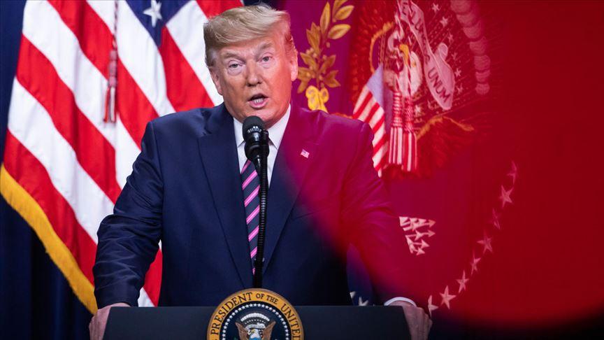 Trump: Saldırıların arkasında Çin olabilir...