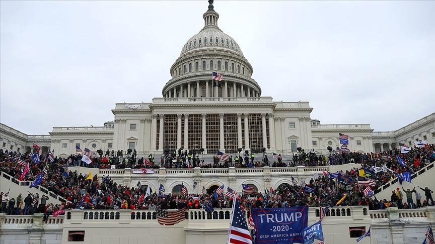 Demokratlardan Trump'a Kongre baskını için ağır suçlama