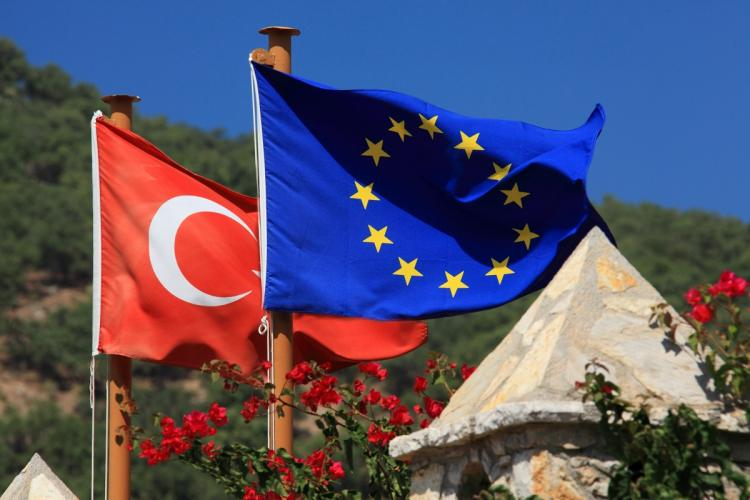 AB'den Türkiye'ye yaptırım açıklaması
