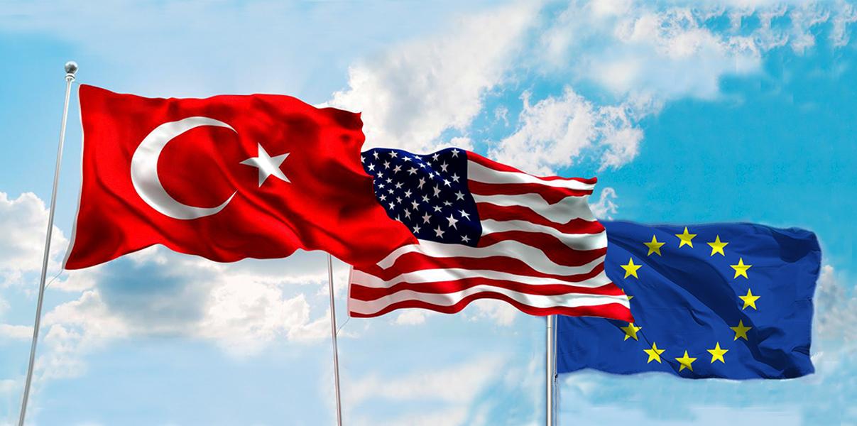 AB'den rapor: ABD ve Türkiye'ye mesaj