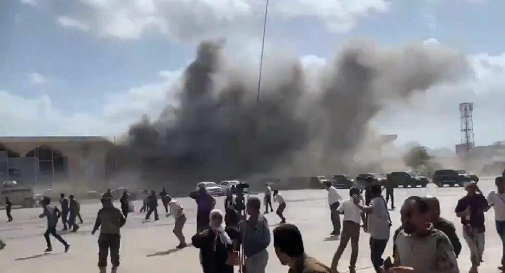 İranlı milisler, Aden'deki saldırılarda koalisyonu suçladı