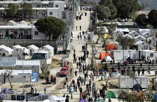 Almanya'dan Yunanistan'a tepki: Korkunç koşullar...