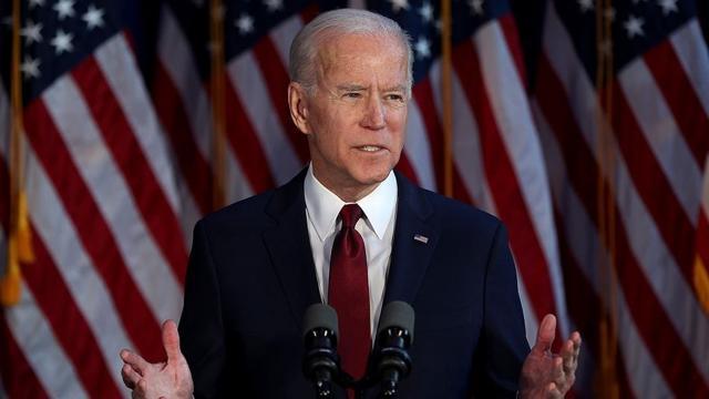 """Biden'den uyarı: """"Şimdiki gelişmeler tersine dönebilir"""""""
