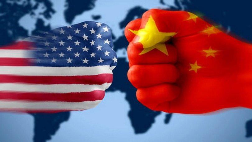 Çin'den ABD ve Japonya'ya uyarı!