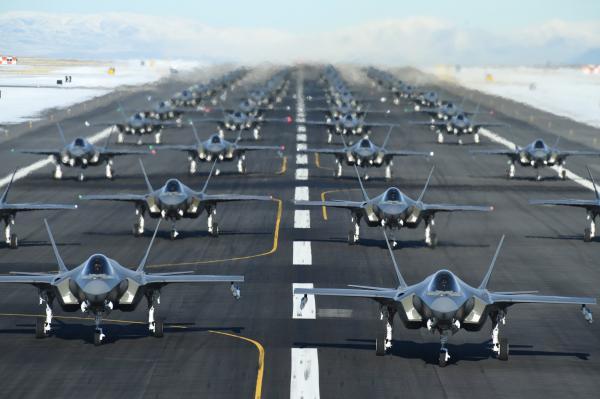 ABD'den o ülkeye: F-35 satmak için hazırız
