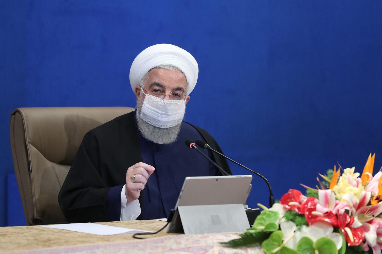 Ruhani: ABD, devrimden önce de sonra da İran'ı tanımadı!