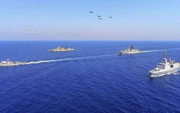 Türkiye'den Akdeniz'e yönelik Yunanistan, İsrail ve AB'ye nota!