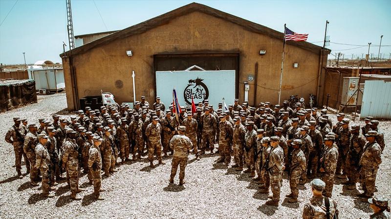 ABD, Irak ve Kürdistan'daki güçlerini teyakkuza geçirdi