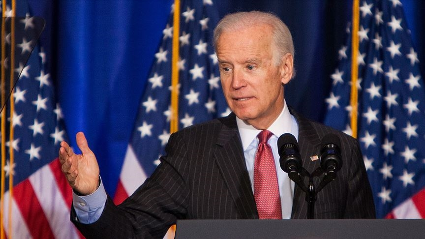 """Biden: """"Amerika'da silahlı şiddet, bir salgın"""""""