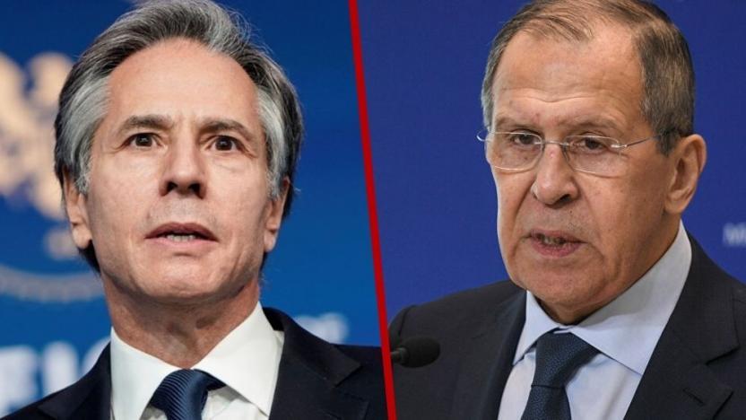Lavrov'dan Blinken'e tepki: Yargıya saygı duyun!