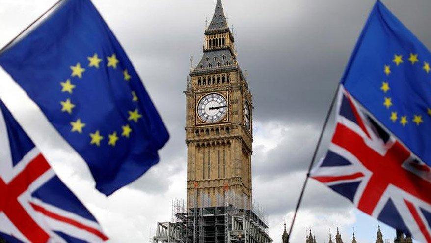 AB'den İngiltere'ye Brexit'i ihlal suçlaması!
