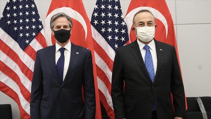 Blinken'den Suriye ve İstanbul konferansı görüşmesi